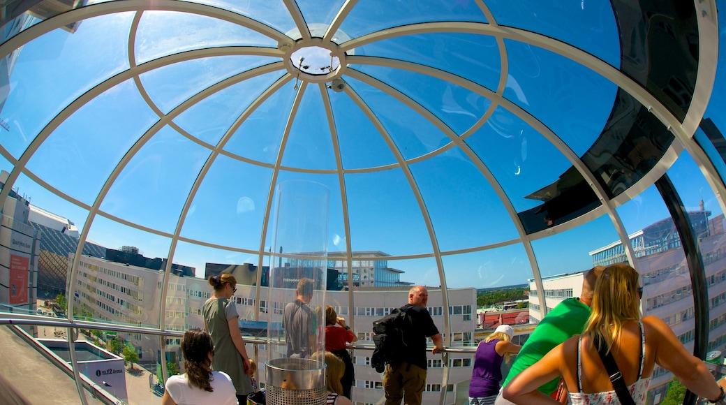 Suecia ofreciendo una ciudad, vistas de interior y vistas