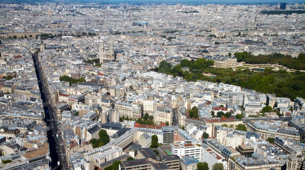 Tour Montparnasse inclusief een stad