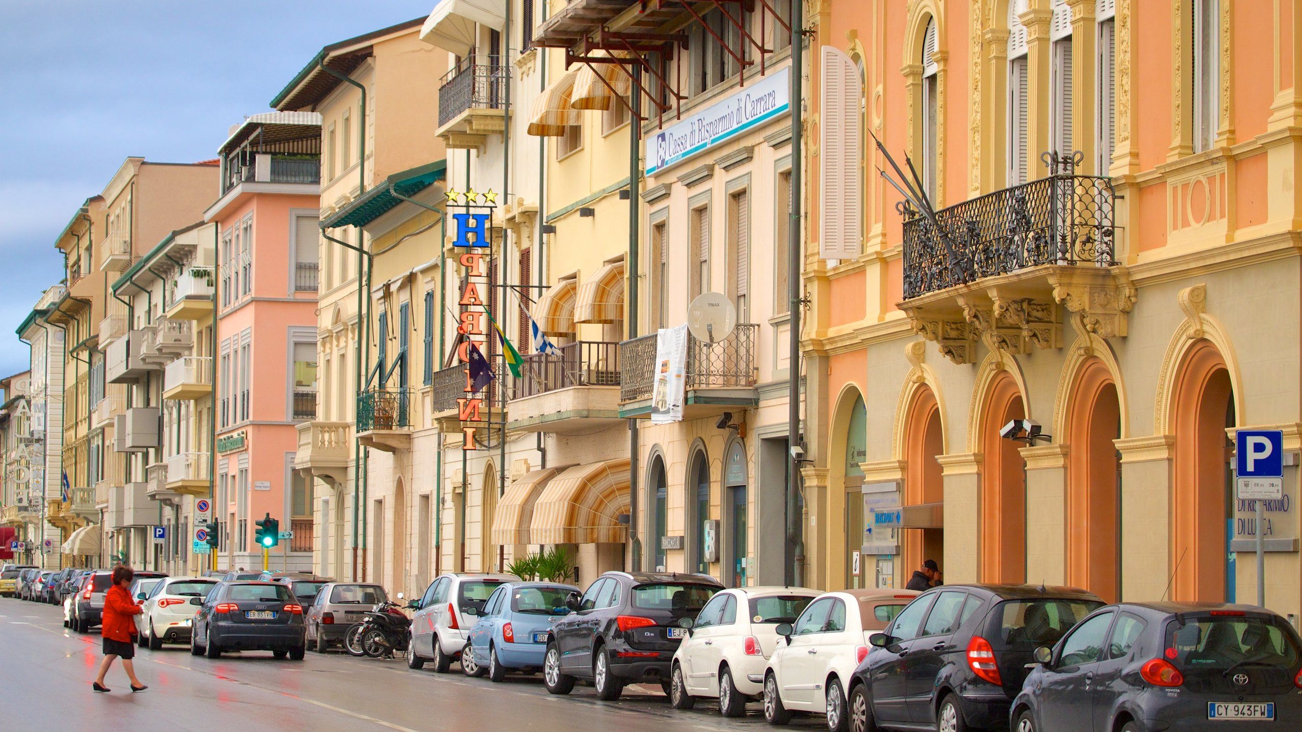 Viareggio, Tuscany, Italy