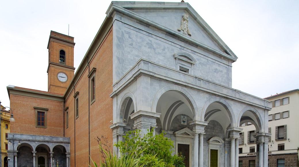 Palazzo Grande welches beinhaltet historische Architektur