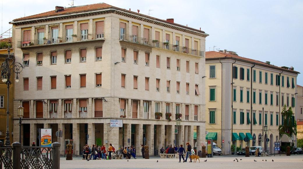 Piazza della Repubblica mit einem Stadt und Platz oder Plaza