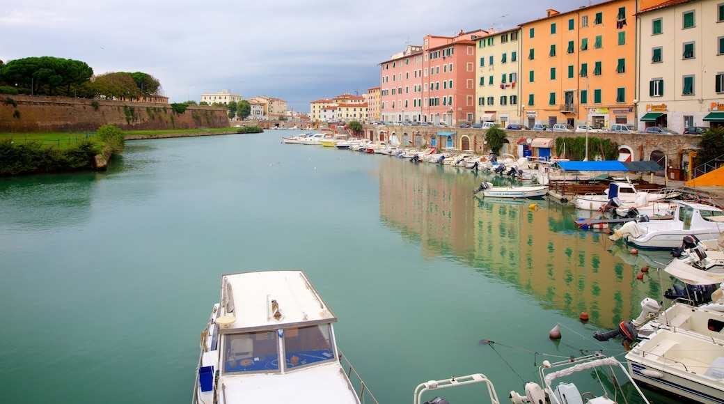 Fortezza Nuova caratteristiche di giro in barca, località costiera e porto turistico