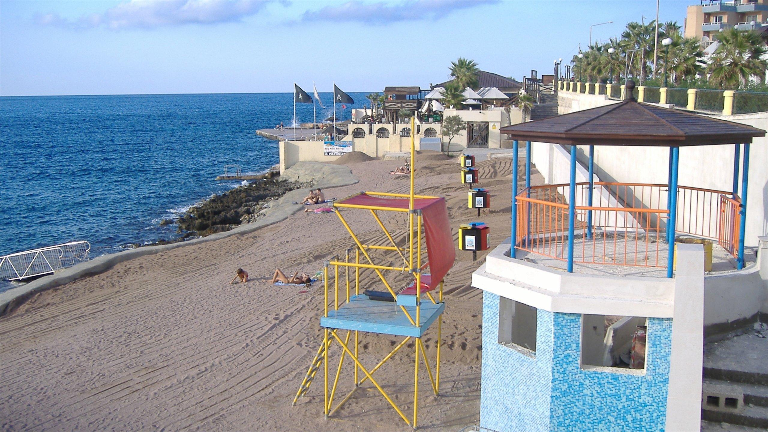 Bugibba, St. Paul's Bay, Northern Region, Malta