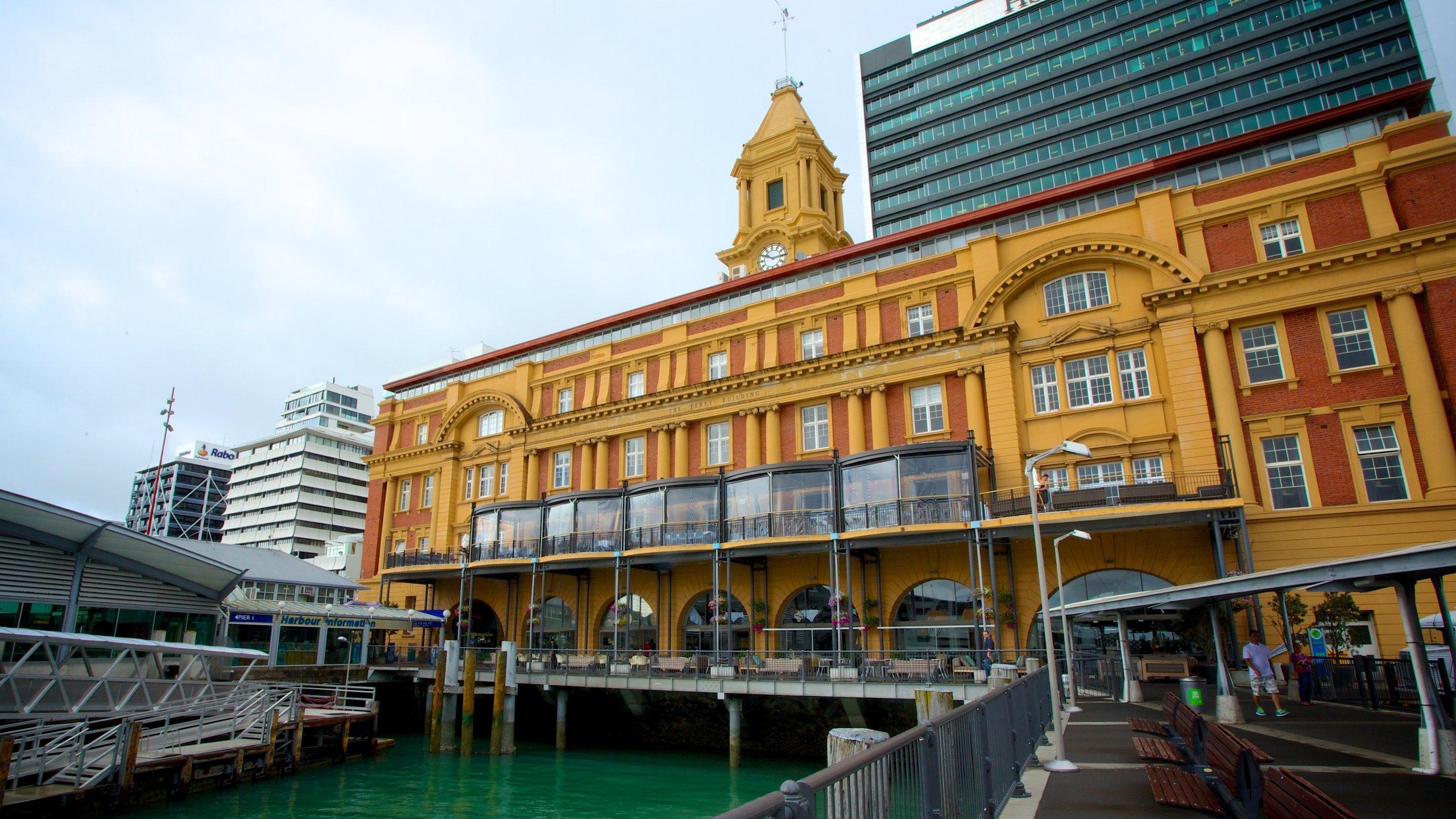 Queen Street Einkaufsviertel, Auckland, Auckland Region, Neuseeland
