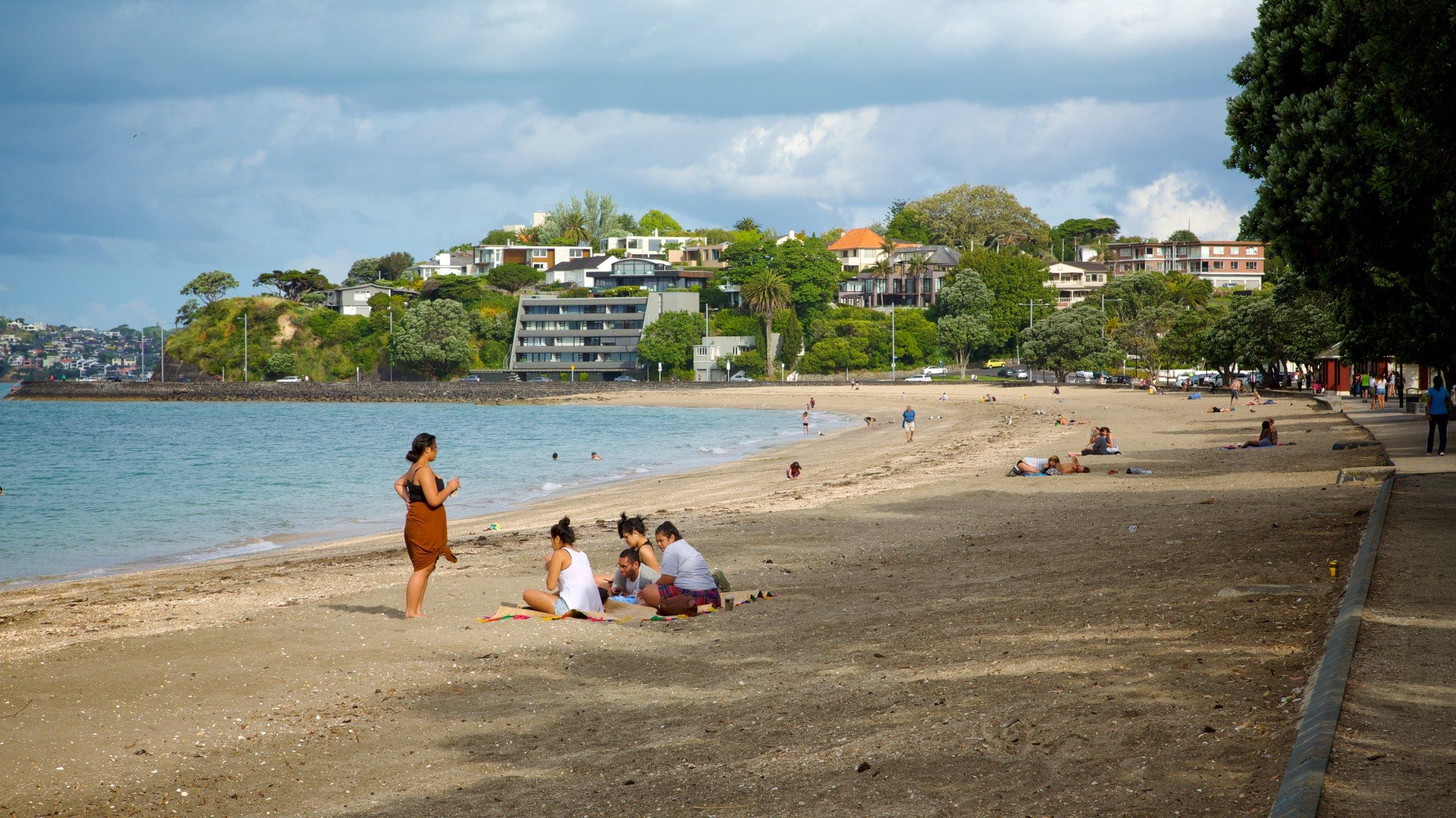 Mission Bay, Auckland, Auckland Region, Neuseeland