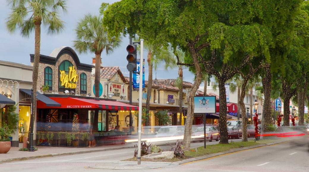 Las Olas Boulevard caratteristiche di città e strade