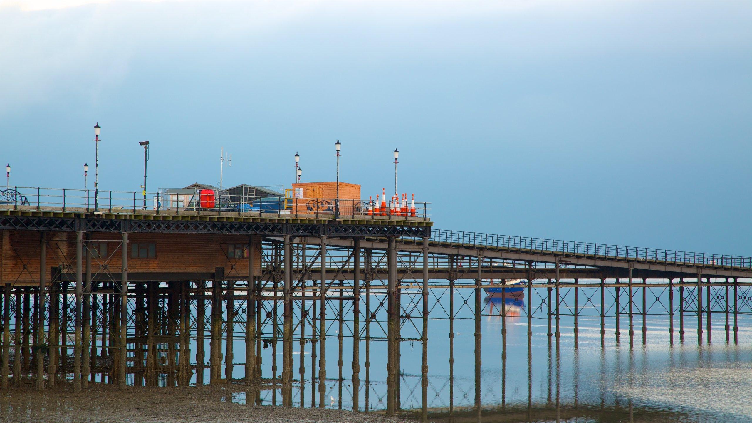 Southend Pier, Southend-on-Sea, England, United Kingdom