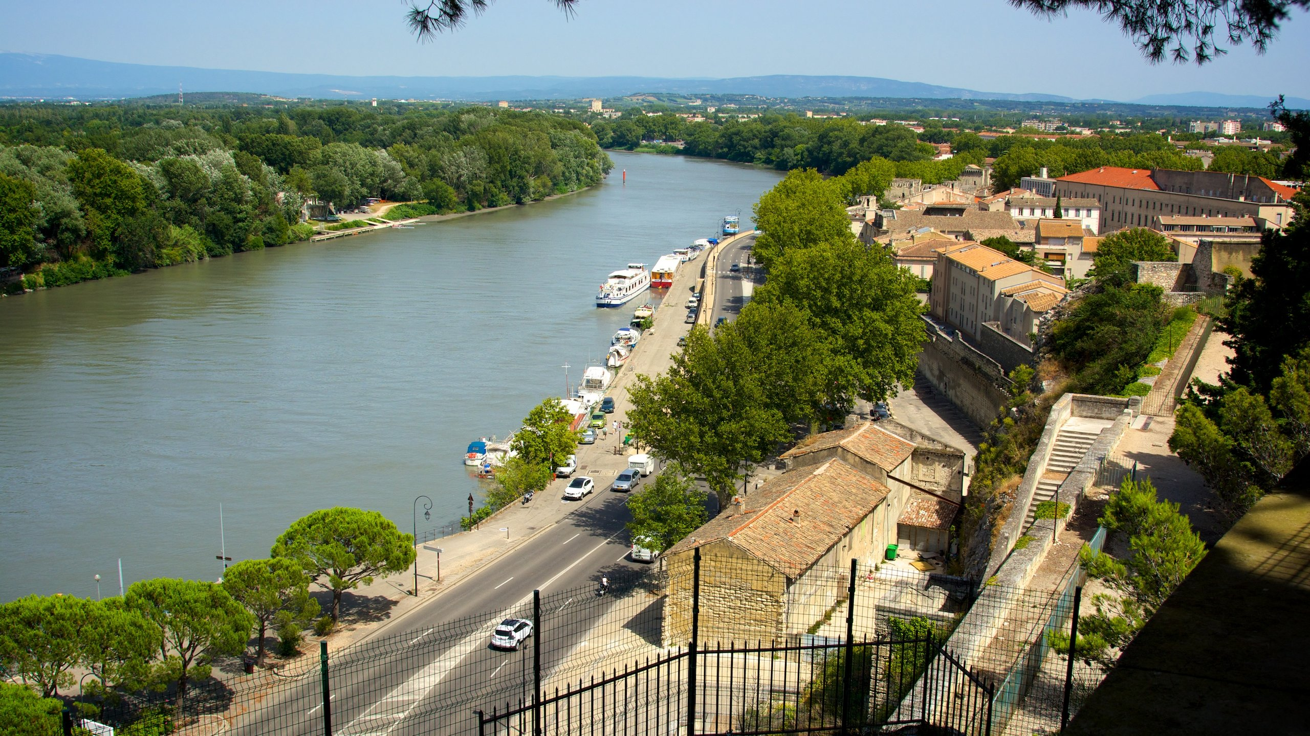 Attend a concert, sporting event, art exhibition or even a circis at this stunning center just outside Avignon.