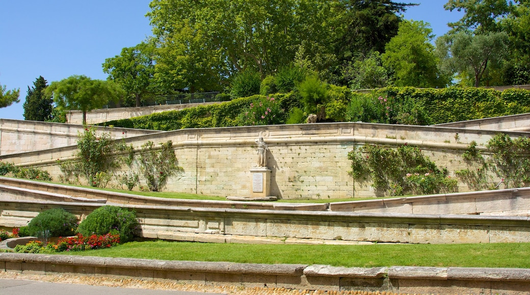 Parc des Expositions featuring a garden