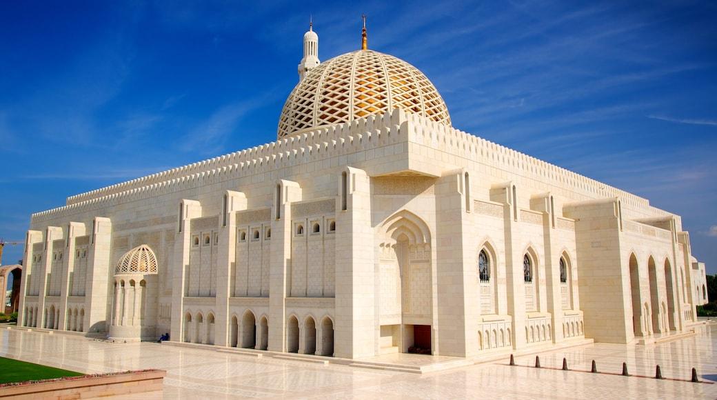 Oman welches beinhaltet Moschee