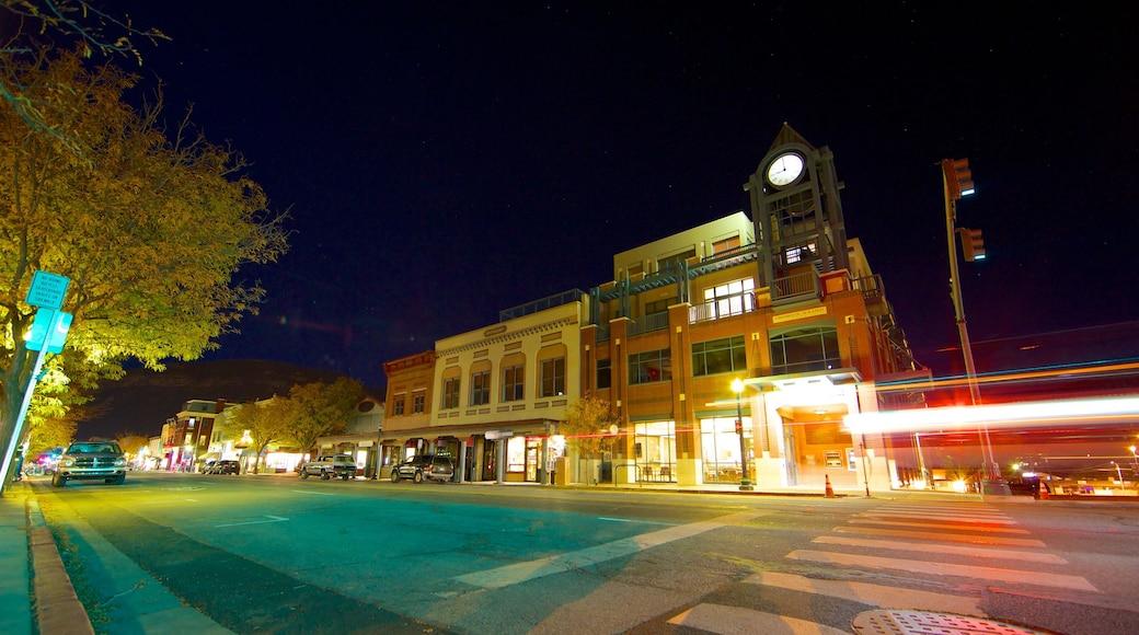 Durango - Purgatory ofreciendo una ciudad, imágenes de calles y escenas de noche