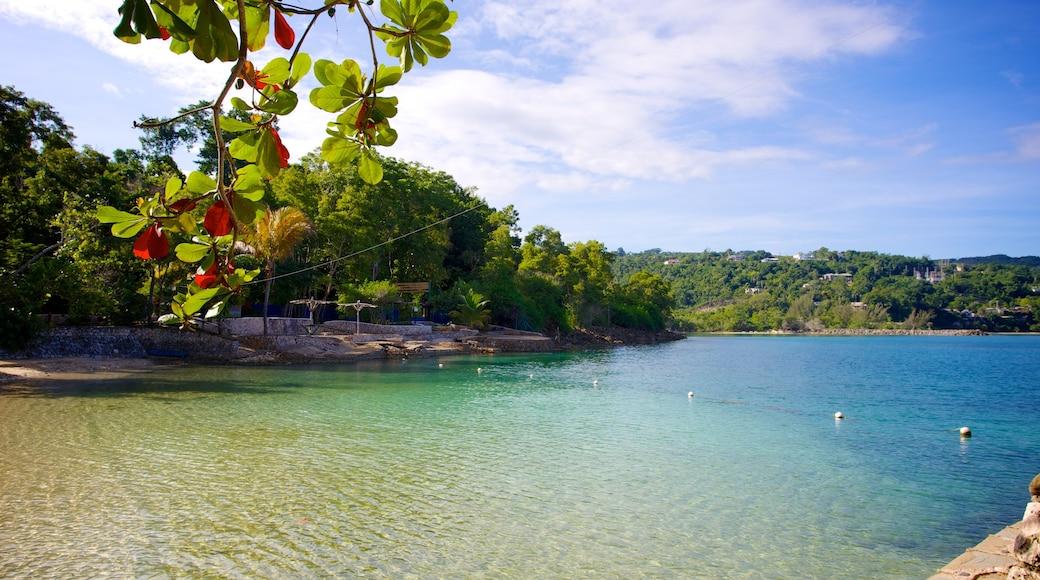 James Bond Beach featuring a beach