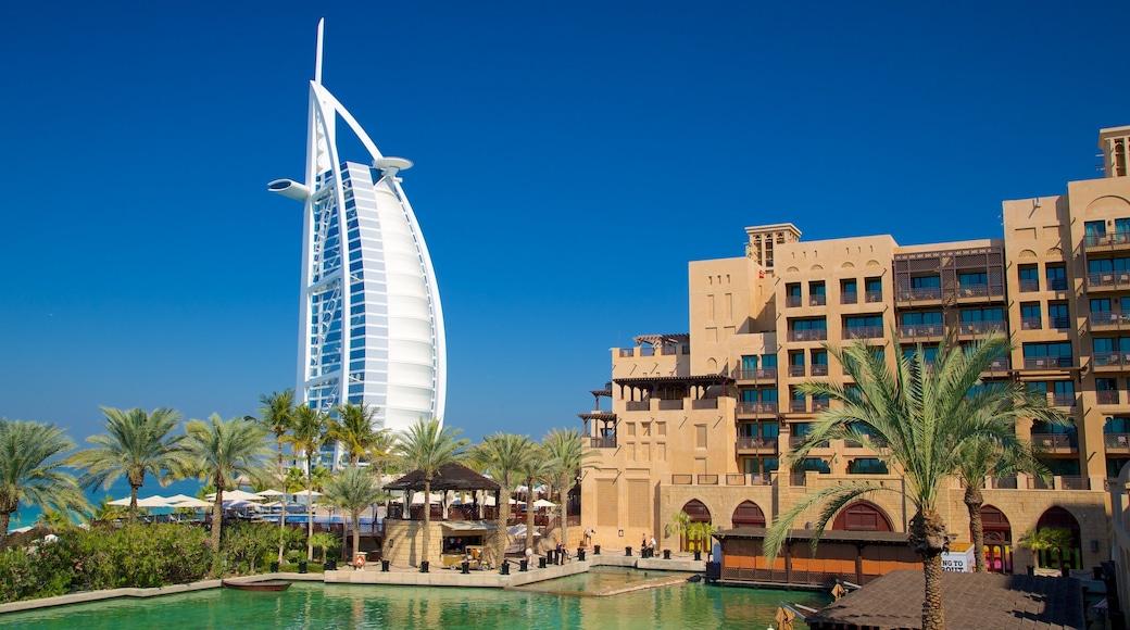 Souk Madinat Jumeirah caratteristiche di vista della costa