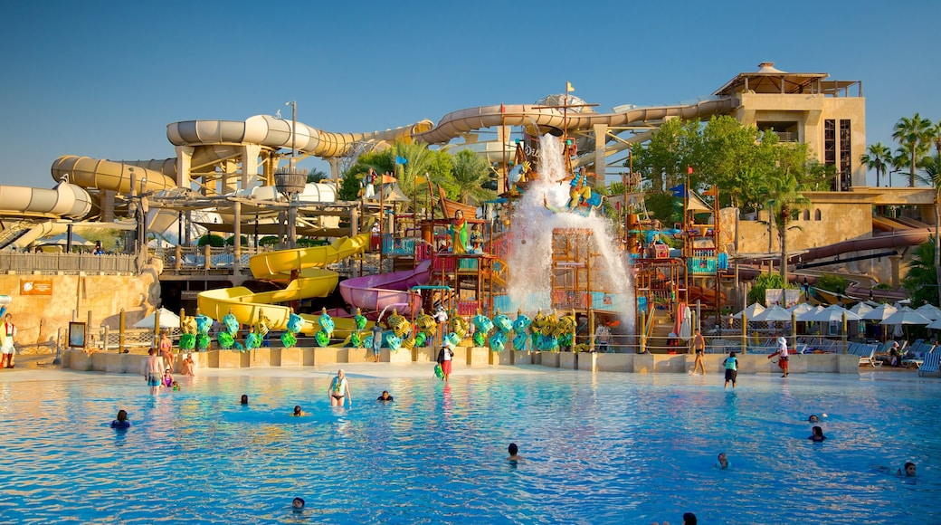 Wild Wadi Water Park featuring a pool and a water park