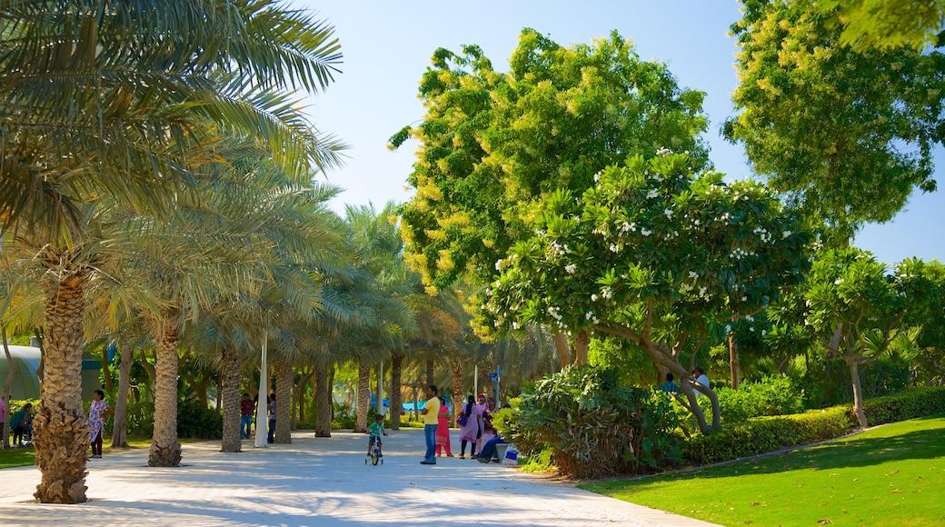 Zabeel Park mettant en vedette parc