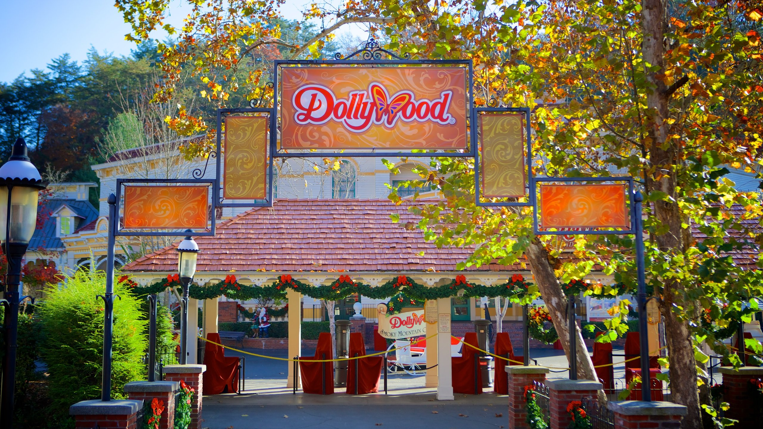 Dollywood, Pigeon Forge, Tennessee, United States of America