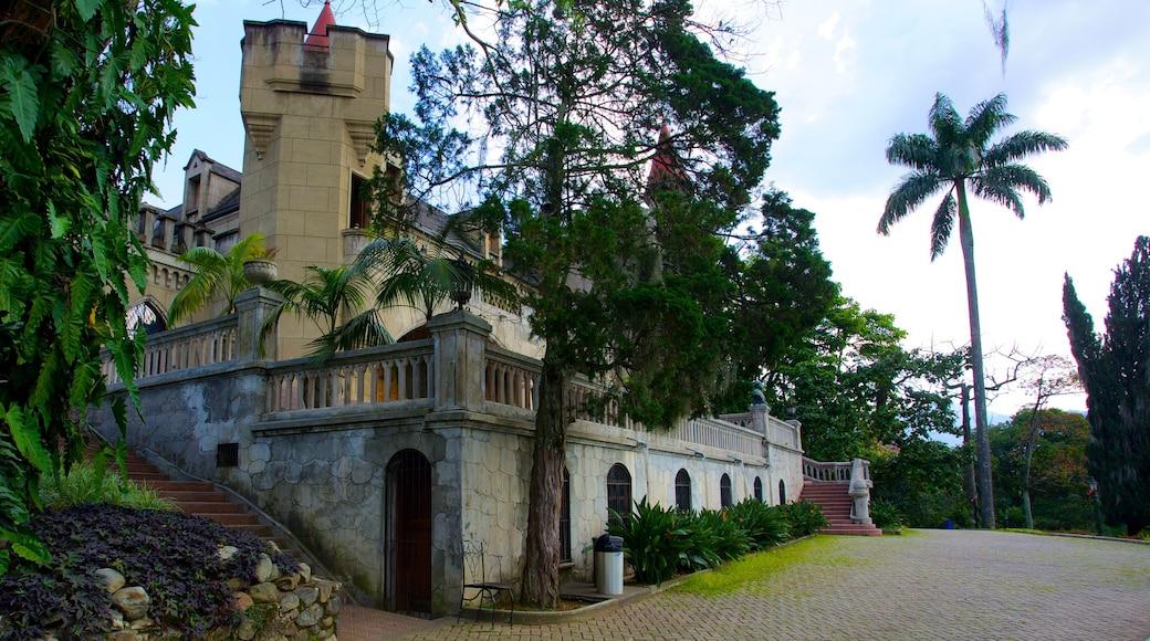 Musée El Castillo qui includes château ou palais et patrimoine architectural