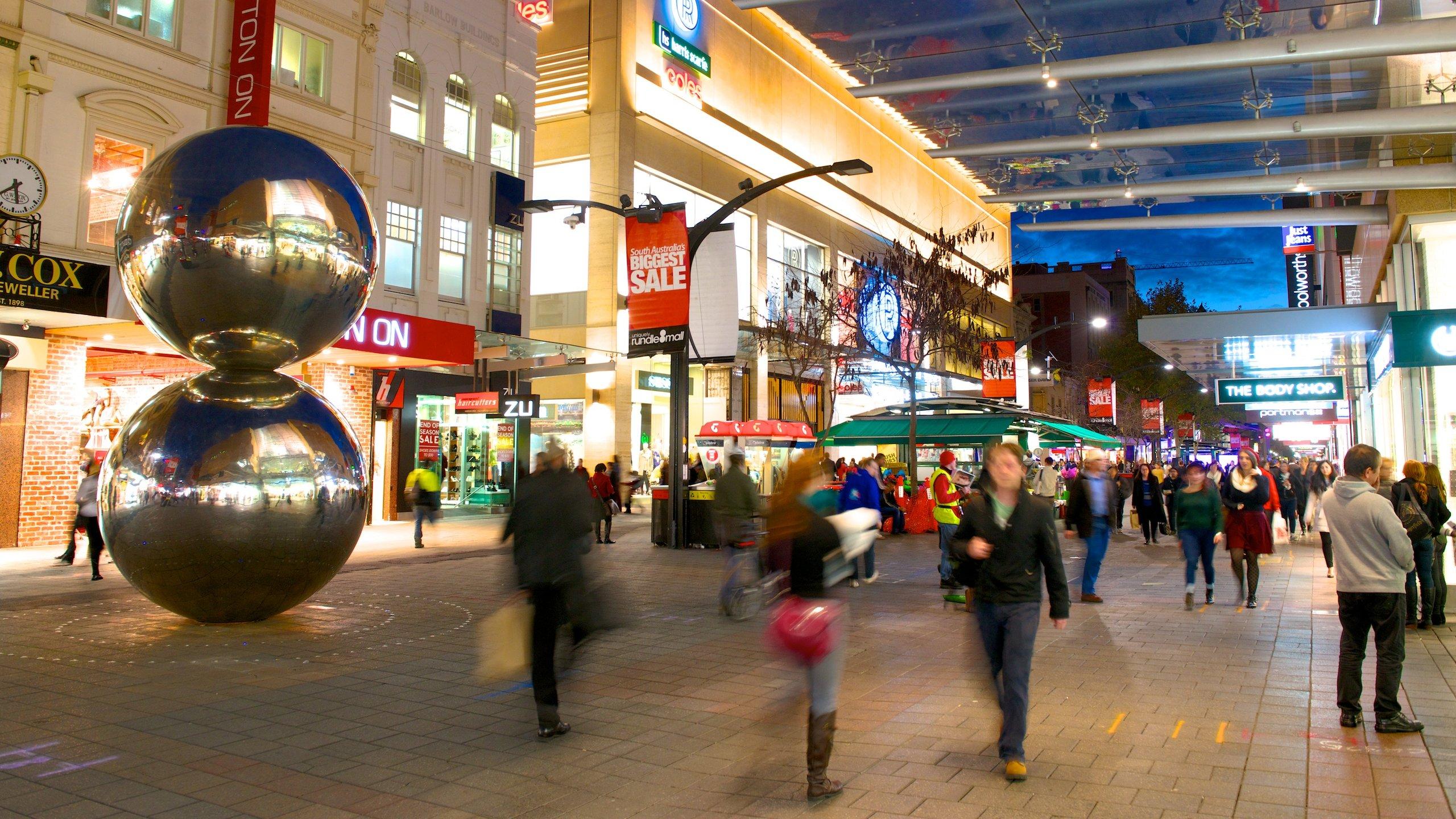Adelaide Central Business District, Adelaide, South Australia, Australia