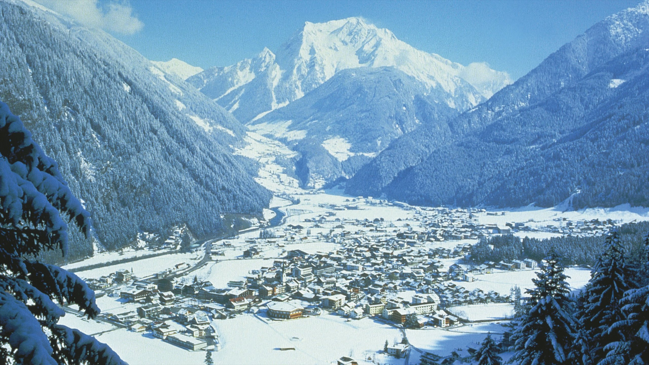 Mayrhofen, Tyrol, Austria