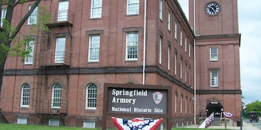 Springfield showing heritage architecture