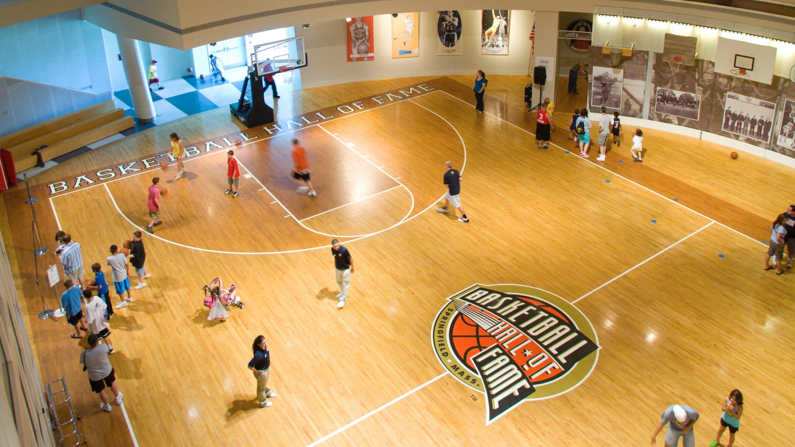 Naismith Memorial Basketball Hall of Fame, Springfield, Massachusetts, United States of America