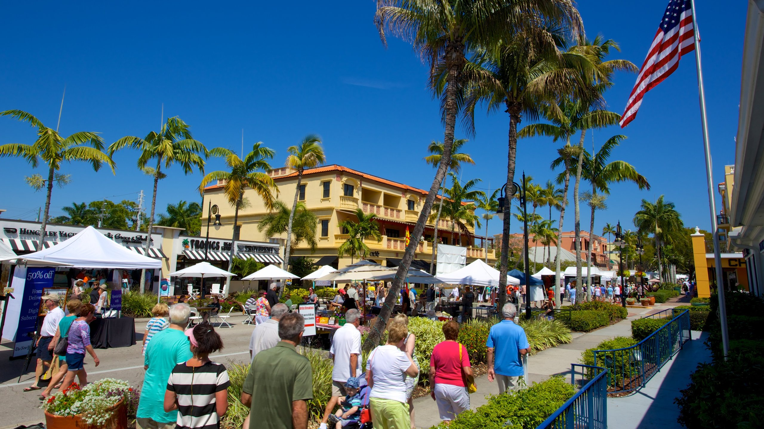 Fifth Avenue South, Naples, Florida, United States of America