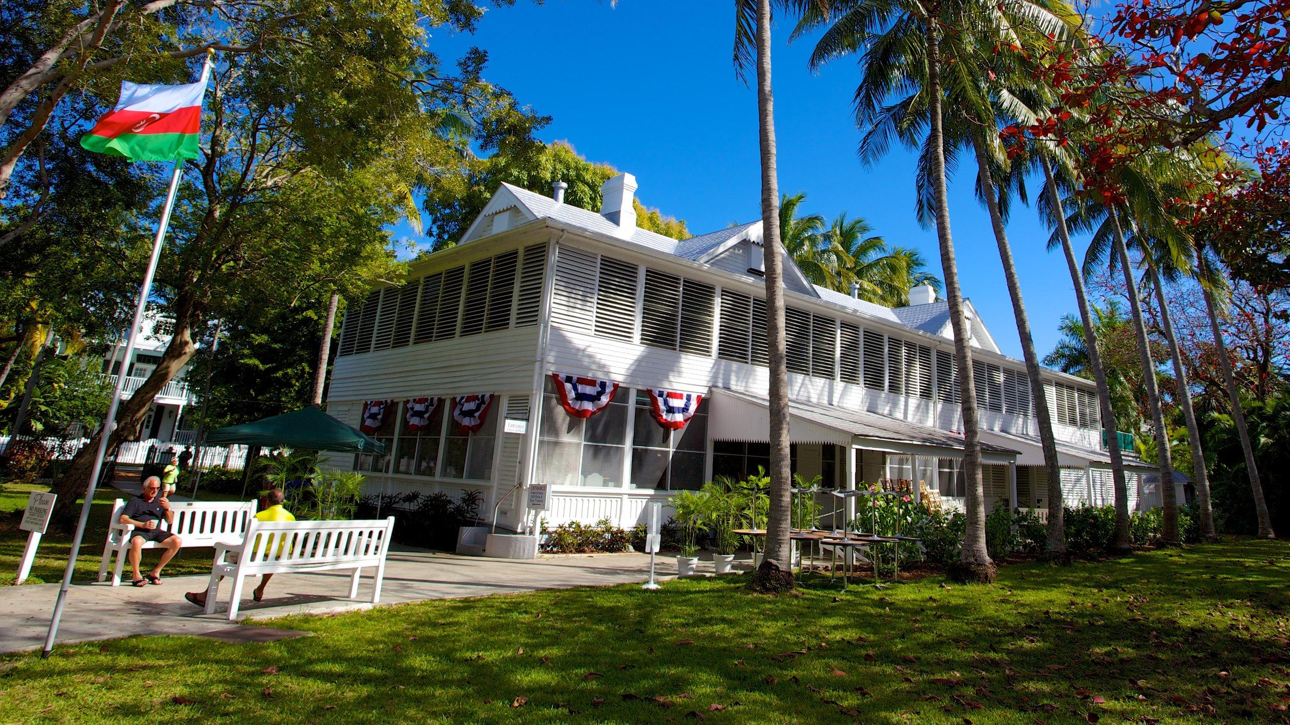 Harry S. Truman Little White House, Key West, Florida, United States of America