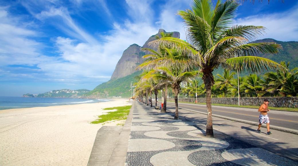 Sao Conrado Beach which includes a beach