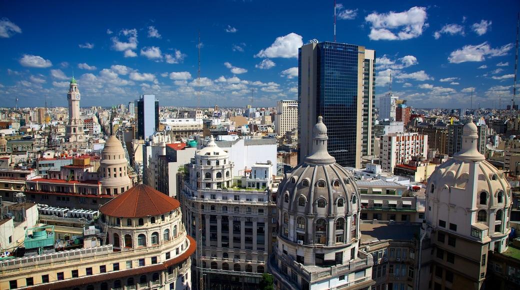 布宜諾斯艾利斯 其中包括 高樓大廈 和 城市