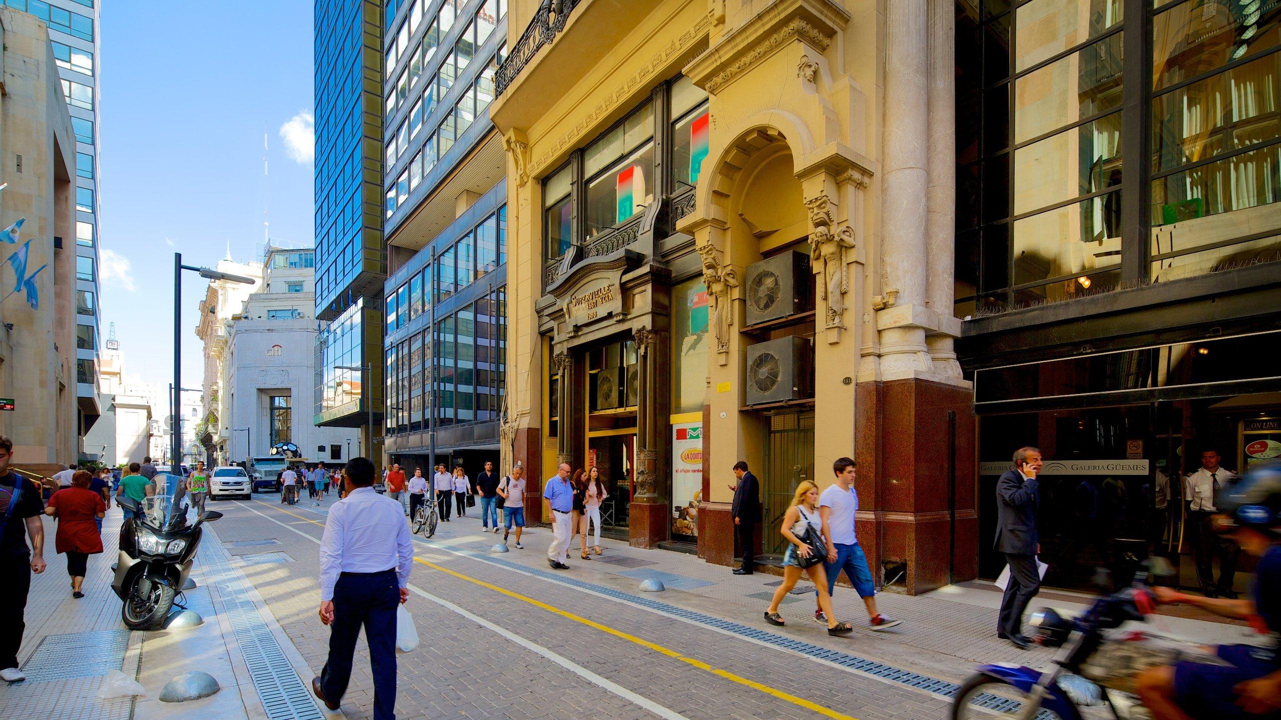 Galería Güemes, Buenos Aires, Argentinien