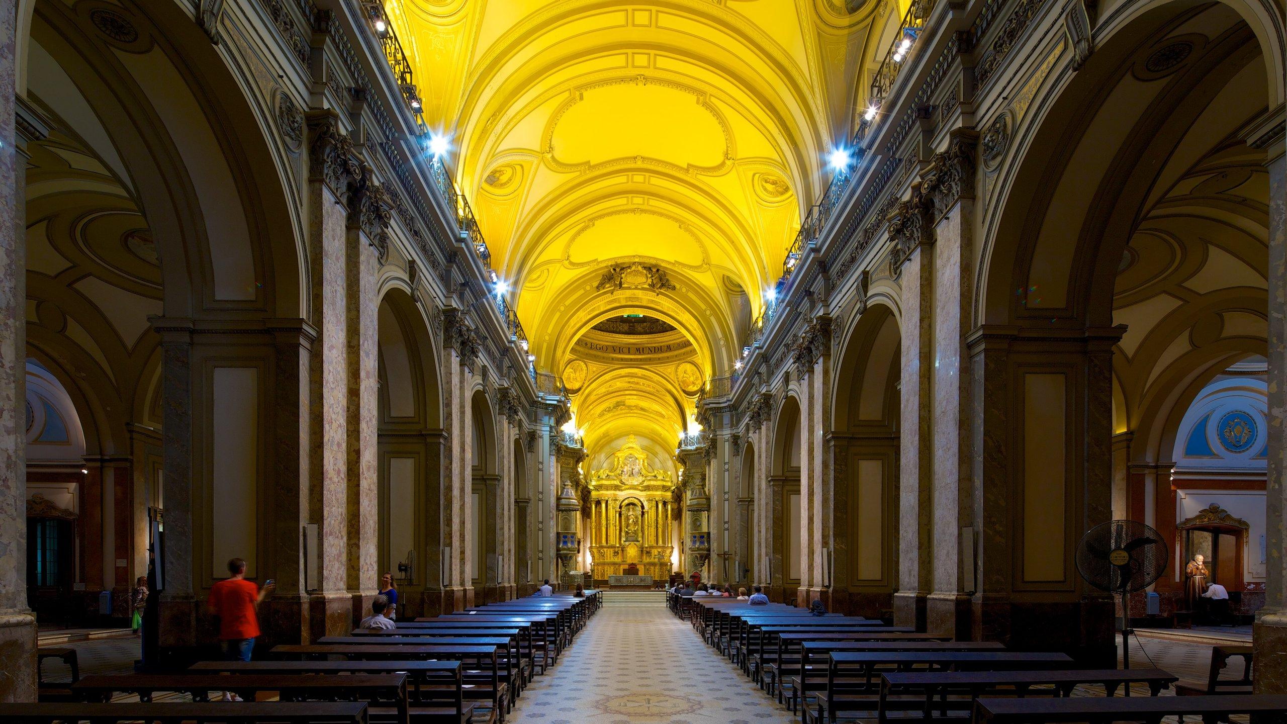Catedral Metropolitana de Buenos Aires (Kirche), Buenos Aires, Argentinien