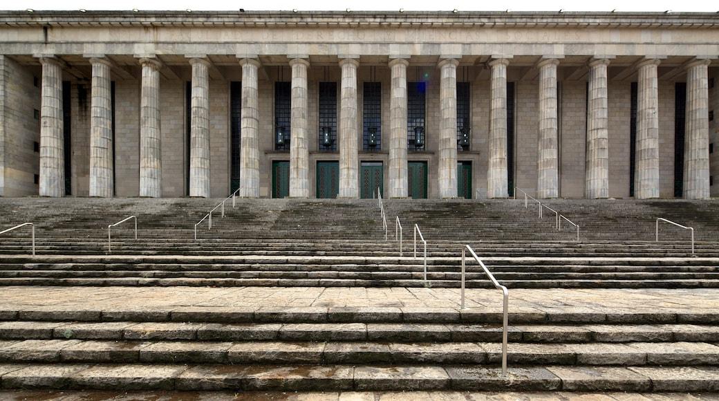 Università di Buenos Aires mostrando architettura d\'epoca
