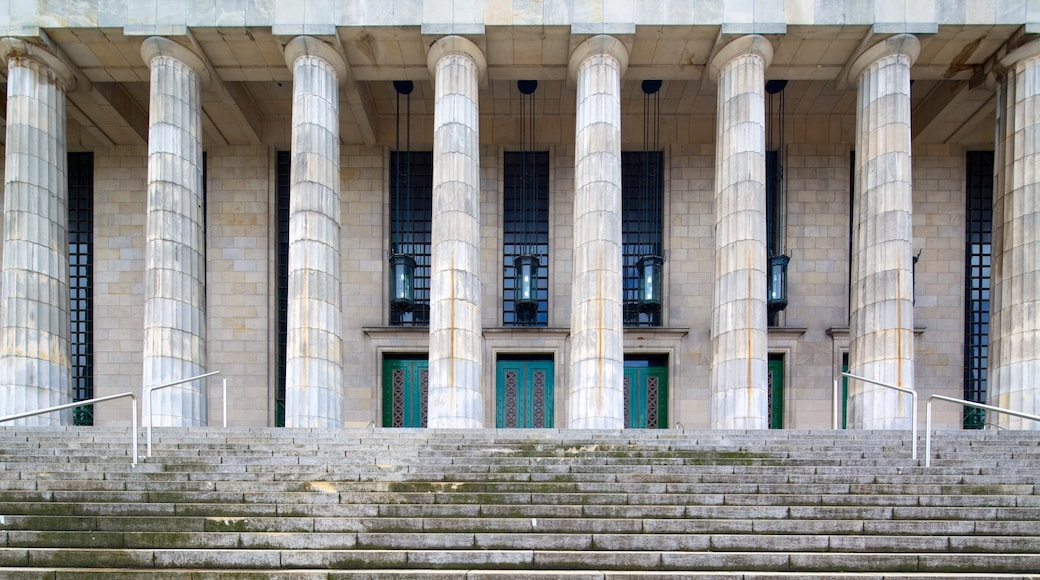 Università di Buenos Aires che include architettura d\'epoca