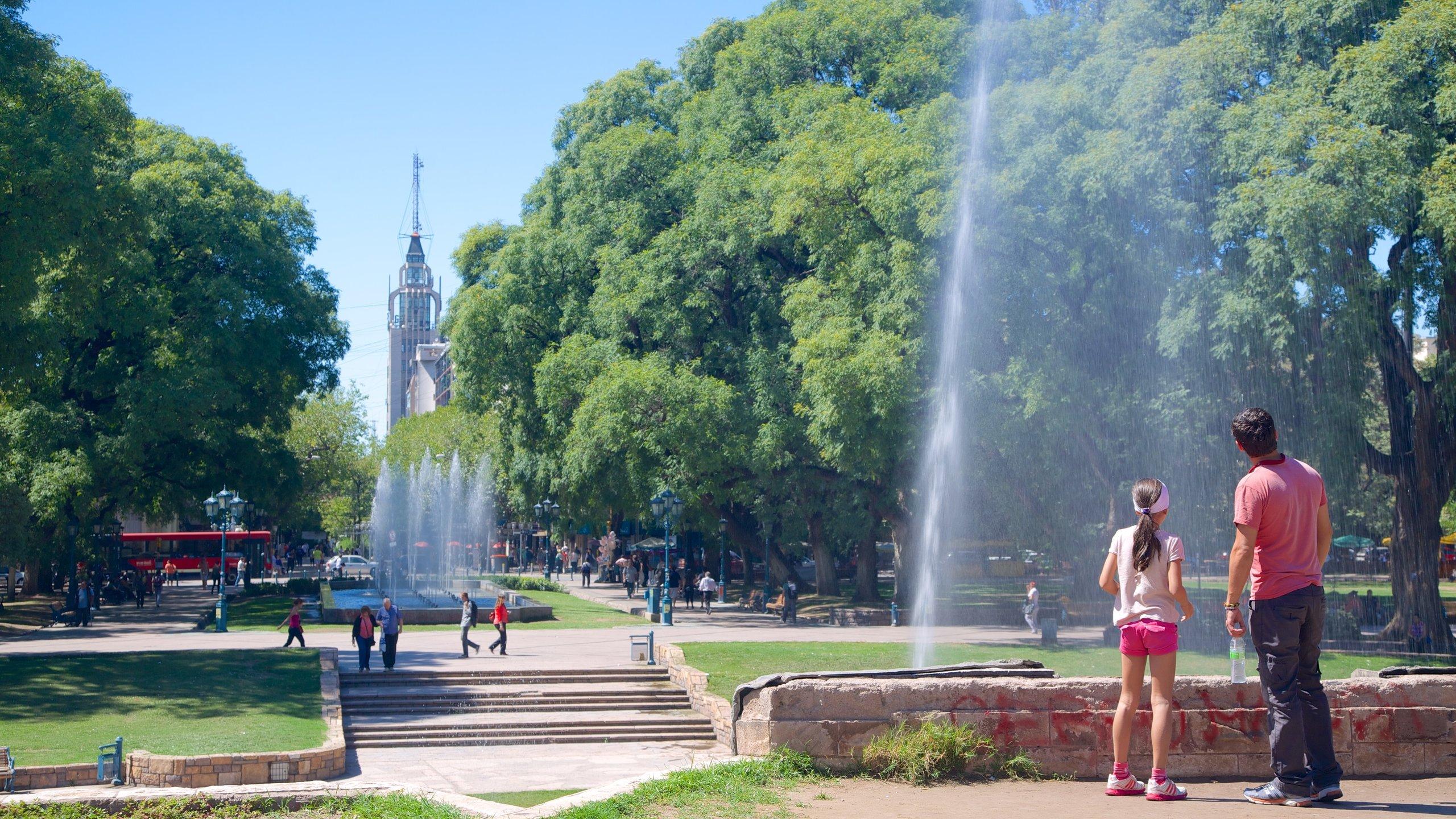 Centre historique, Mendoza, Mendoza (province), Argentine