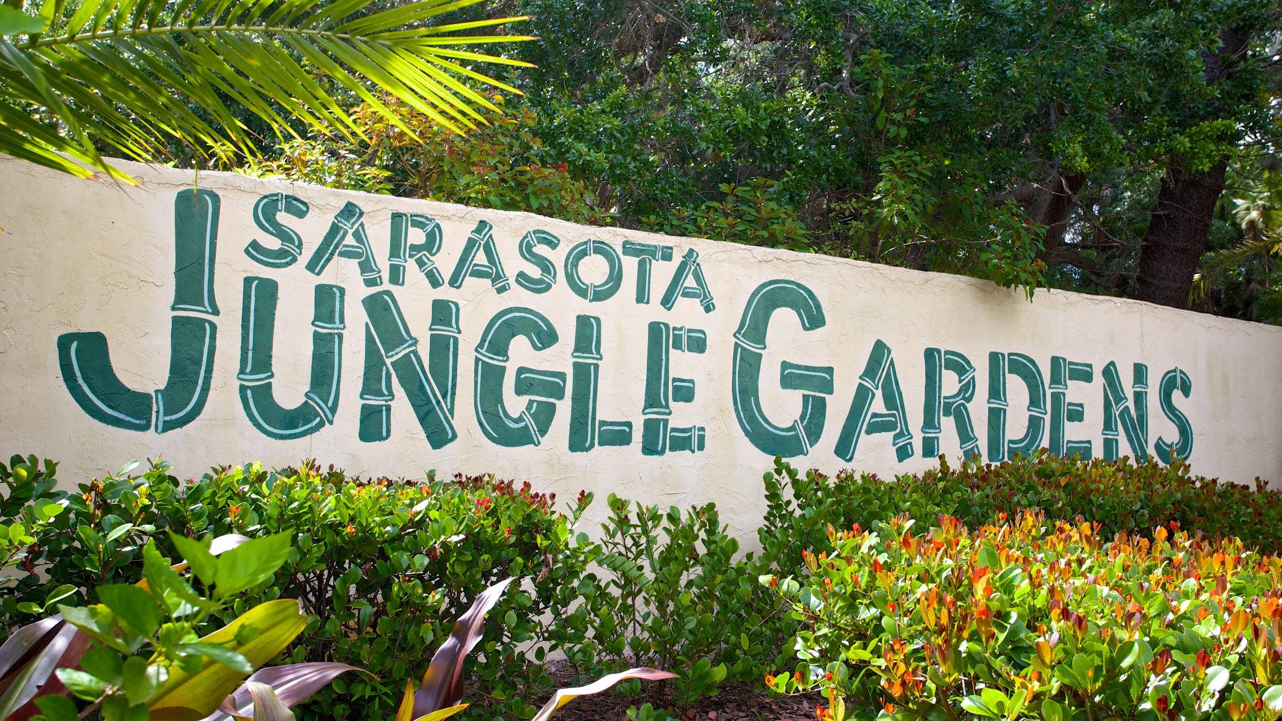 Snakk med en papegøye, se lemurer svinge fra tre til tre, møt en flokk med flamingoer og utforsk en tropisk oase i denne utstrakte botaniske hagen.