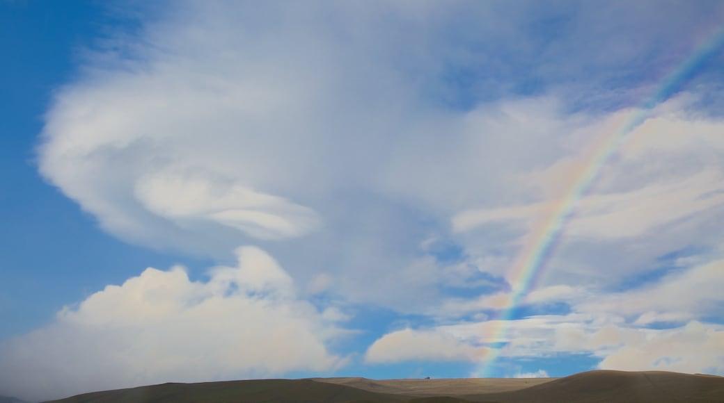 Cotopaxi National Park featuring landscape views