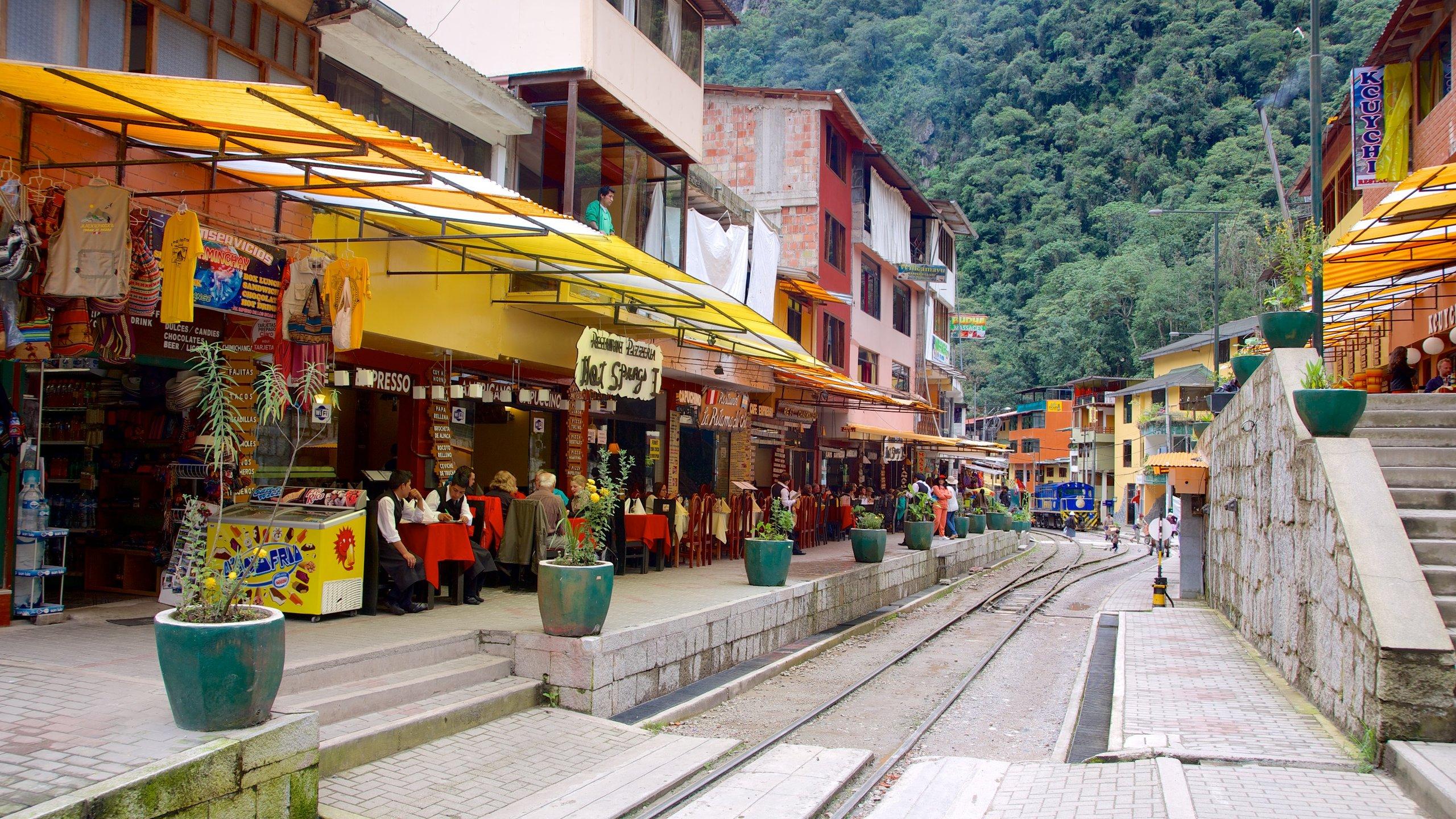 Aguas Calientes, Machu Picchu, Cusco Region, Peru
