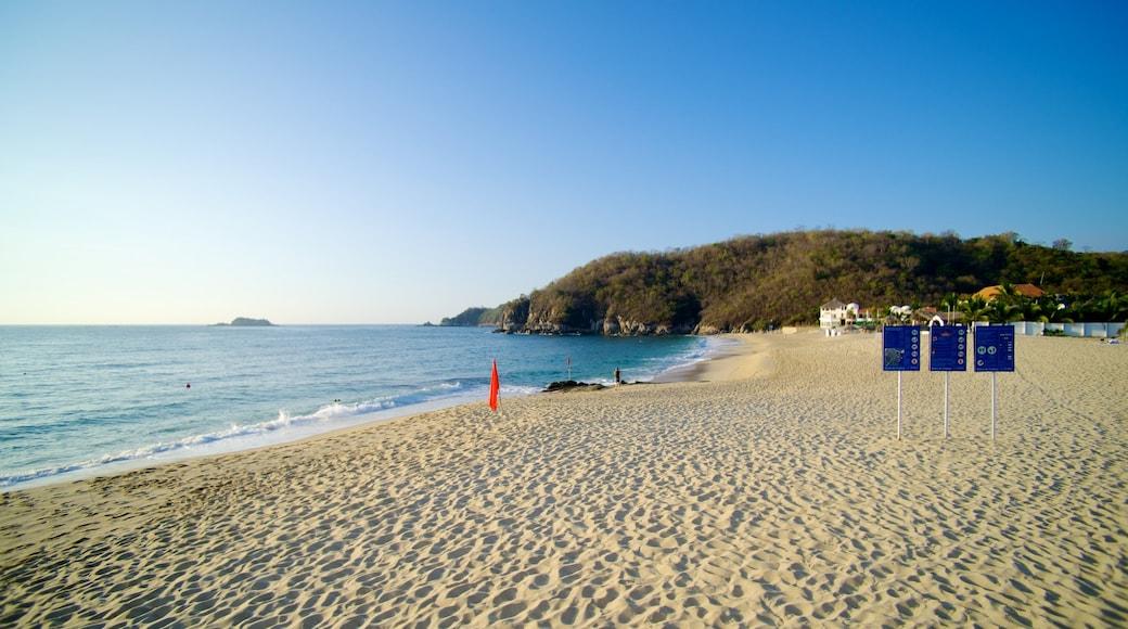 Chahue Beach featuring a beach