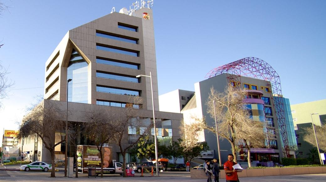 Tijuana mostrando escenas urbanas y una ciudad