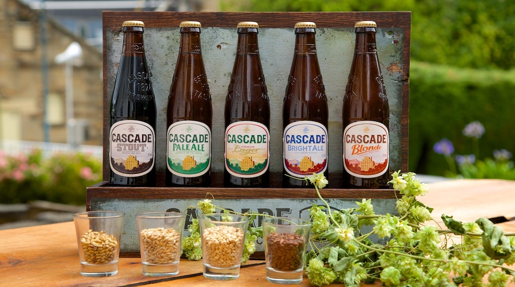 Cascade Brewery showing drinks or beverages