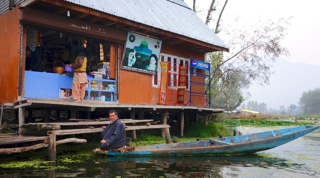 Jammu and Kashmir which includes a river or creek, kayaking or canoeing and wetlands