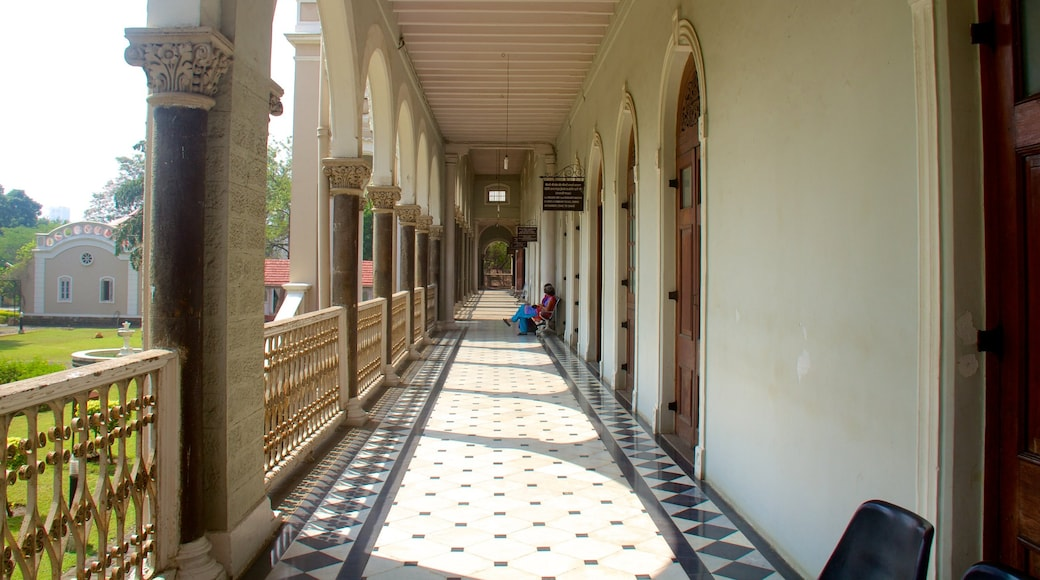 Aga Khan Palace featuring heritage architecture and a castle
