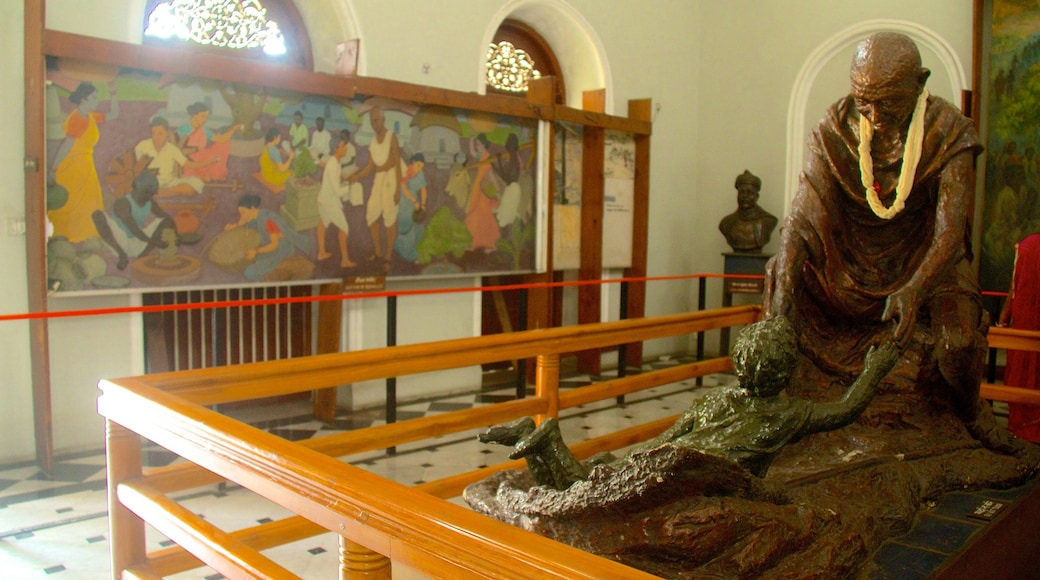 Pune showing art and interior views