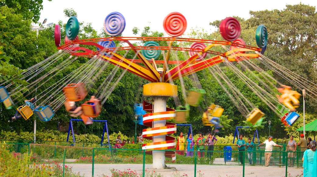 Nicco Park featuring rides and a park