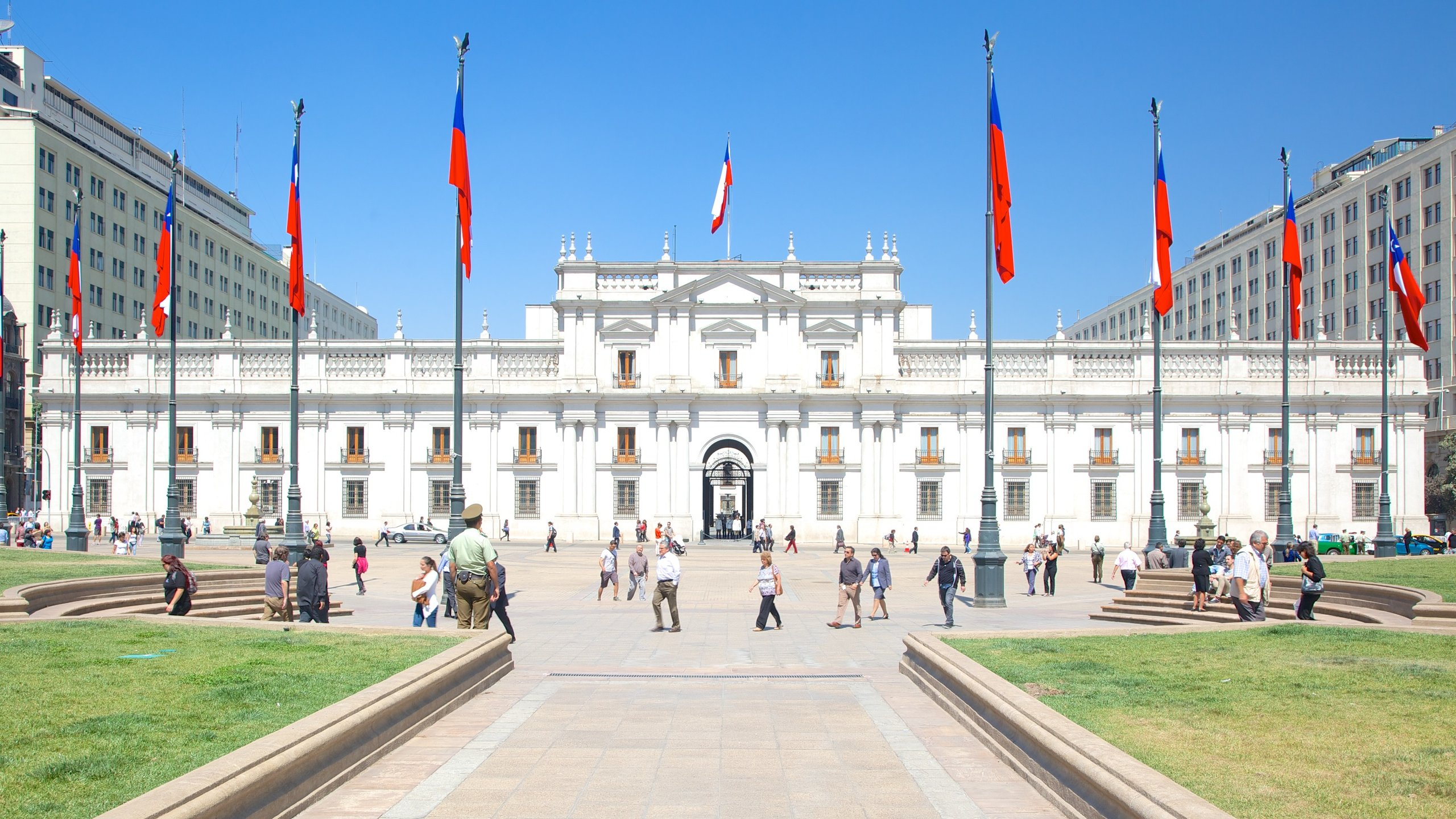 Hotels bij Palacio de la Moneda, Downtown Santiago | Expedia.nl