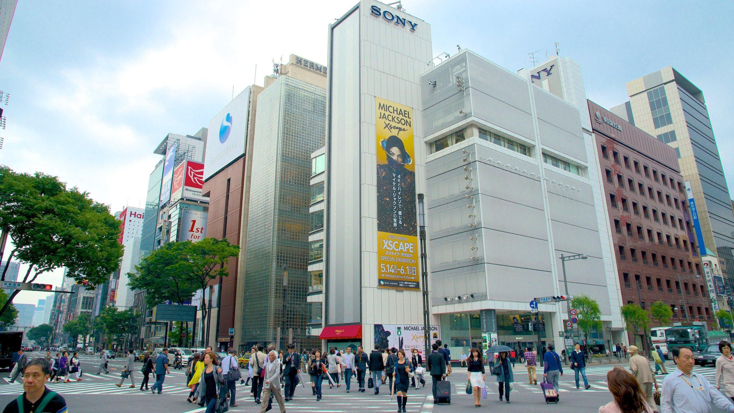Ginza, Tokyo, Tokyo Prefecture, Japan
