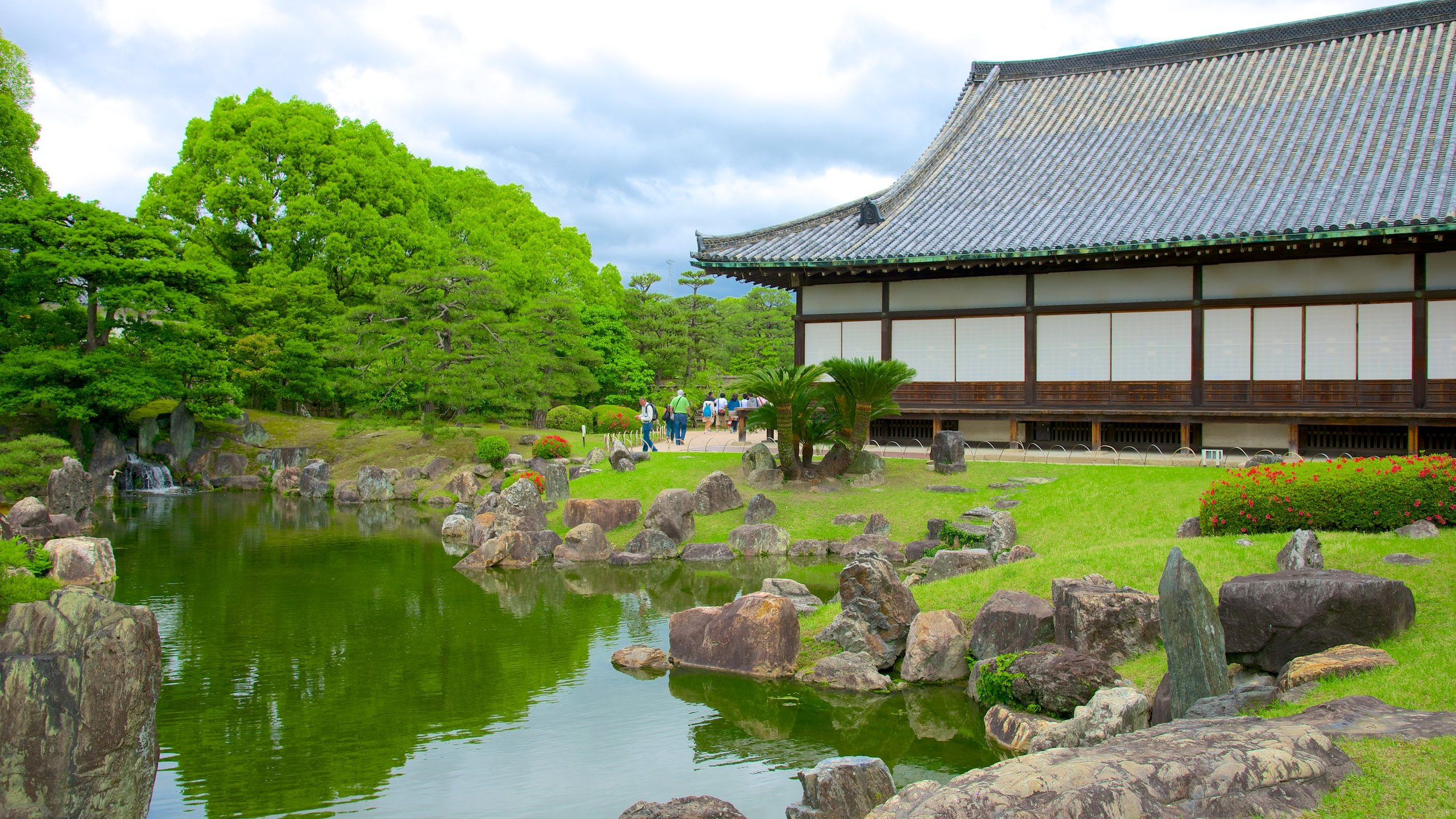 Neem in dit overvloedige zeventiende-eeuwse kasteel een kijkje in de wereld van een rijke, machtige shogun.