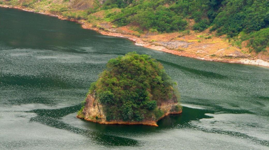 바탕가스 주 을 보여주는 풍경 과 일반 해안 전경