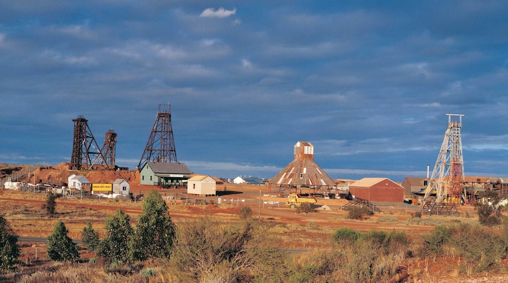 Kalgoorlie - Boulder showing tranquil scenes, a small town or village and landscape views