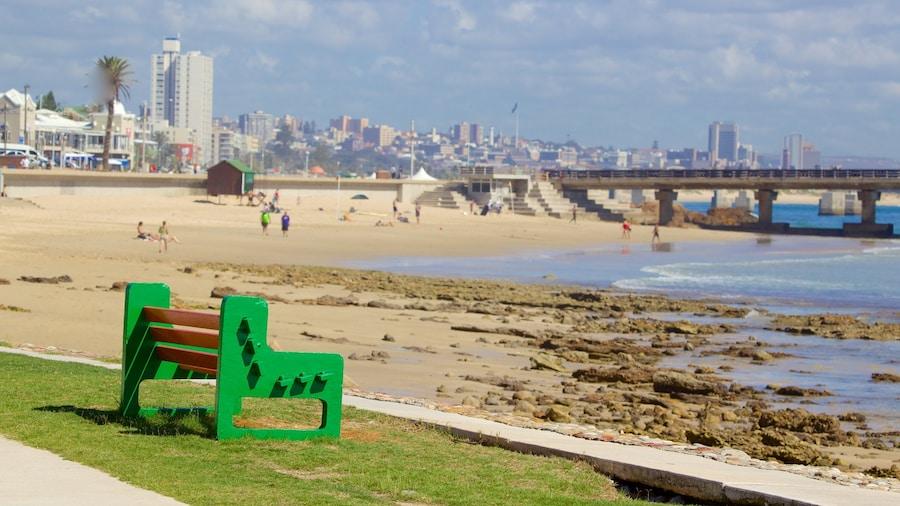 Hobie Beach welches beinhaltet Küstenort, allgemeine Küstenansicht und Stadt